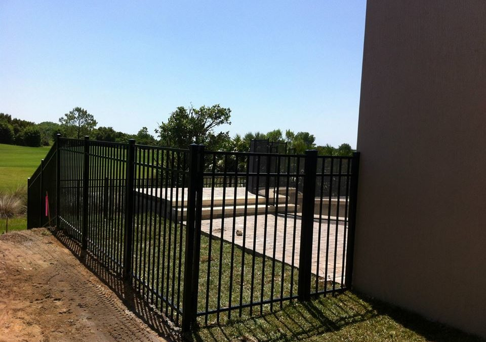 Benefits of Aluminum Fencing