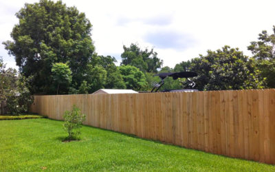 Upgrading Your Yard – All County Fence Contractor