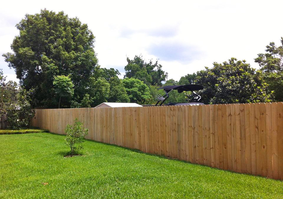 Upgrading Your Yard - All County Fence Contractor