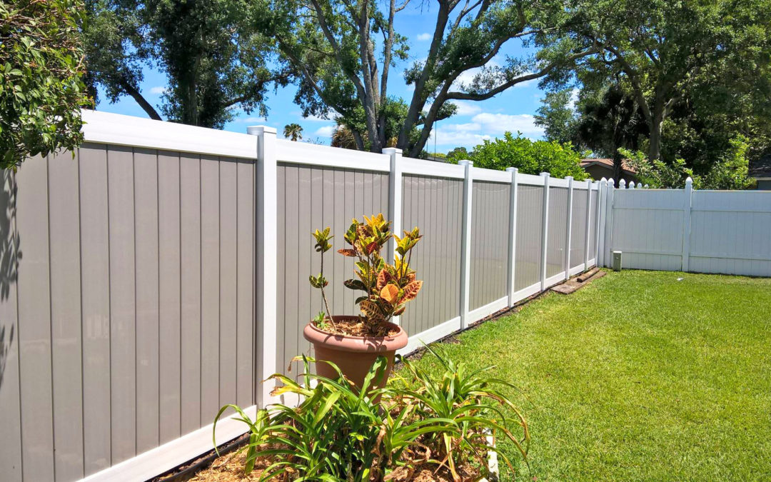 Choosing Your Fencing Material