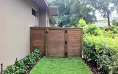 Classic Wooden Fence – All County Fence Contractors