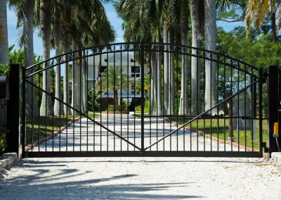 Custom Gates 12