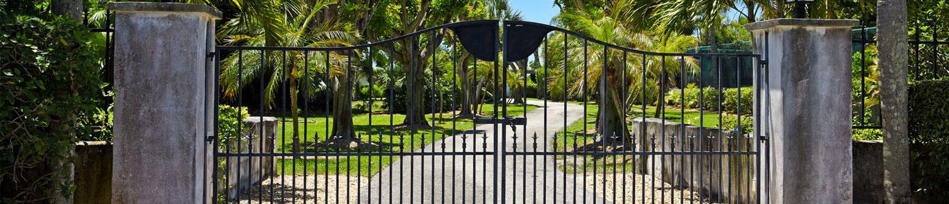 Custom Gates All County Fence Contractors Llc