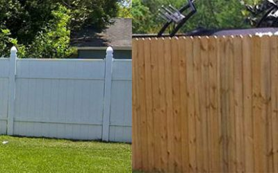 Wood Fencing Vs. Vinyl: Which is Better?